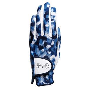 Gant pour femmes - Léopard bleu
