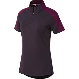 Women's Ultimate 365 Printed Short Sleeve Polo