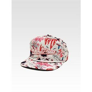 Men's Aloha Press Strapback Cap