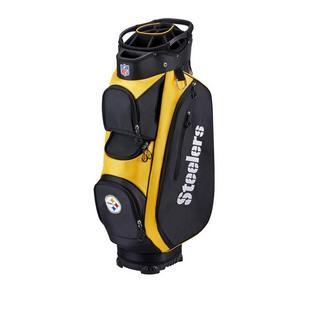 NFL Cart Bag - Pittsburgh Steelers