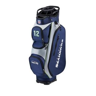 NFL Cart Bag - Seattle Seahawks