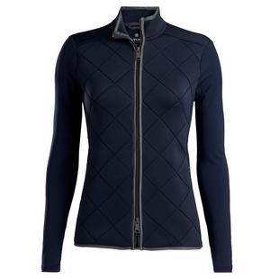 Women's Quilted Tech Full Zip Jacket