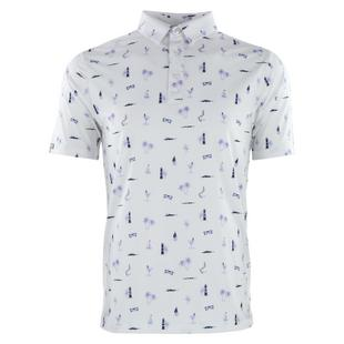 Men's Le Sol Short Sleeve Polo