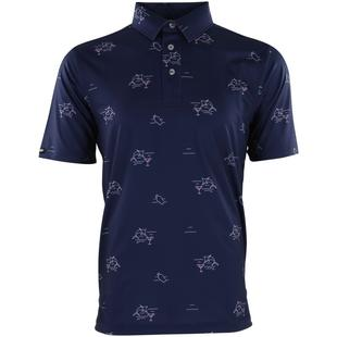 Men's Jig Short Sleeve Polo