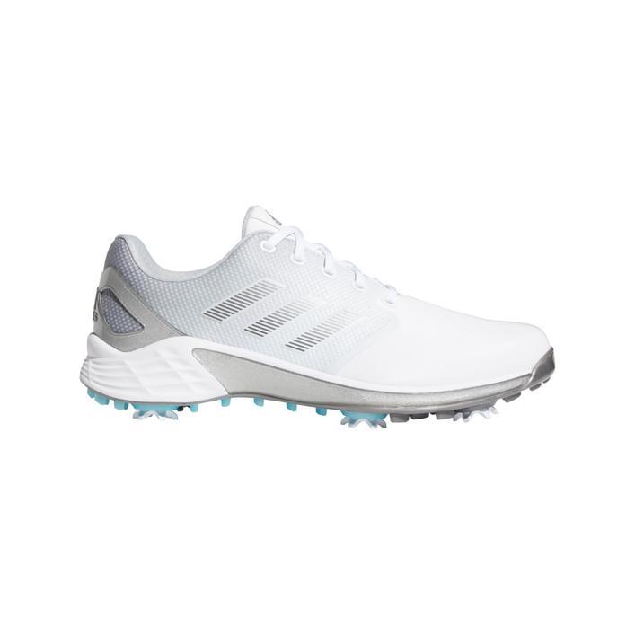 Chaussures ZG 21 à crampons pour hommes - Blanc/Gris/Noir