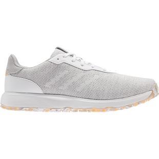 Chaussures S2G sans crampons pour hommes - Blanc/Gris