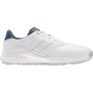 Women's Performance Classic Spiked Golf Shoe - White/Navy