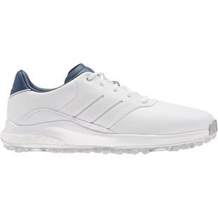 Chaussures Performance Classic à crampons pour femmes - Blanc/Bleu marine