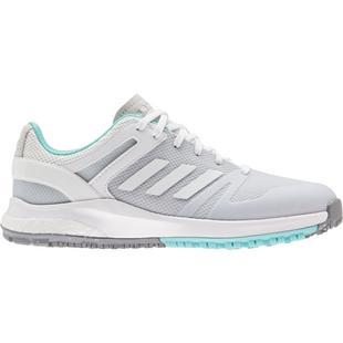 Chaussures EQT sans crampons pour femmes - Blanc/Gris