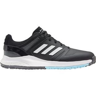 Chaussures EQT sans crampons pour femmes - Noir/Blanc
