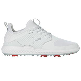 Men's Ignite PWRAdapt Caged Spiked Golf Shoe - White