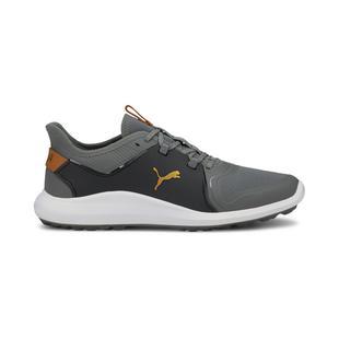 Men's Ignite Fasten 8 Spikeless Golf Shoe - Grey/Black