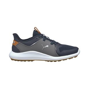 Men's Ignite Fasten 8 Spikeless Golf Shoe - Navy/Grey