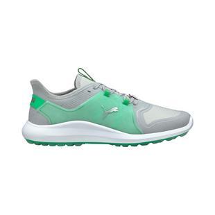 Chaussures Ignite Fasten 8 Flash FM sans crampons pour hommes - Gris/Vert pâle (Édition limitée)