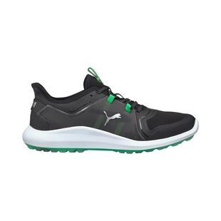 Chaussures Ignite Fasten 8 X en édition limitée sans crampons pour hommes - Noir/Vert