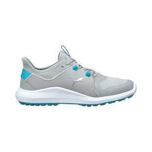 Women's Ignite Fasten 8 Spikeless Golf Shoe - Grey/Blue