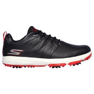 Chaussures Go Golf Pro 4 Legacy à crampons pour hommes - Noir