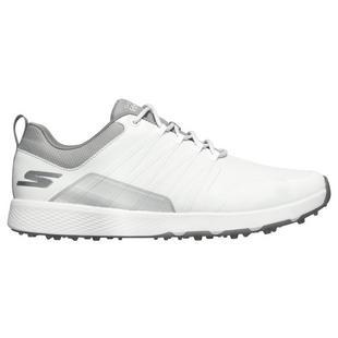 Chaussures Elite 4 Victory sans crampons pour hommes - Blanc/Gris