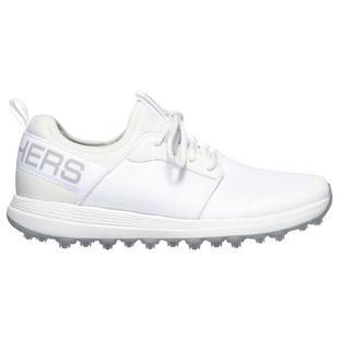 Chaussures Go Golf Max  sans crampons pour femmes - Blanc