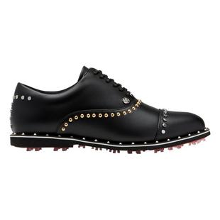 Women's Welt Stud Gallivanter Spikeless Golf Shoe - Black