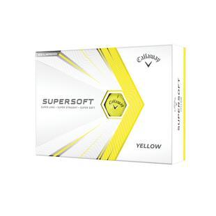 2021 Supersoft Golf Balls