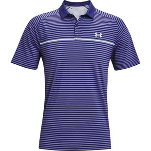 Polo Iso-Chill Hollen rayé pour hommes