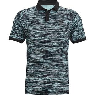 Men's Iso-Chill Abe Twist Short Sleeve Polo
