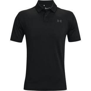 Men's T2G Solid Short Sleeve Polo