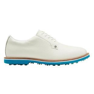 Men's Limited Edition Seasonal Gallivanter Spikeless Golf Shoe - White/Blue