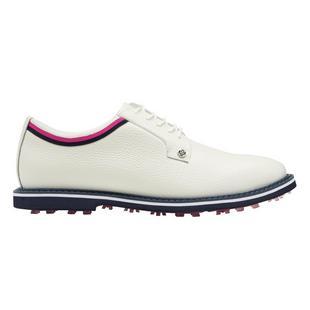 Men's Grosgrain Gallivanter Spikeless Golf Shoe - White/Multi