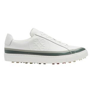 Men's Tuxedo Disruptor Spikeless Golf Shoe - White/Grey
