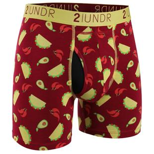 Men's Swing Shift Boxer Brief - Tacos