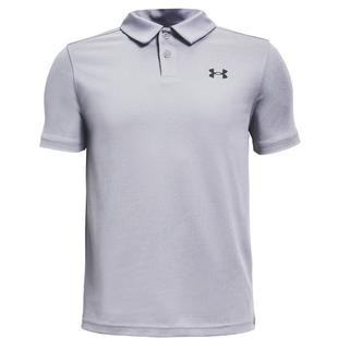 Boy's Performance Short Sleeve Polo