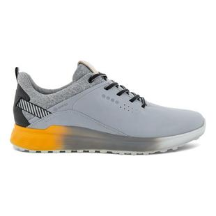 Men's Goretex S-Three Spikeless Golf Shoe - Grey/Multi