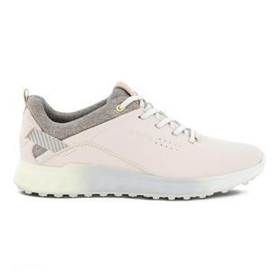 Chaussures Goretex S-Three sans crampons pour femmes - Beige/Multicolore