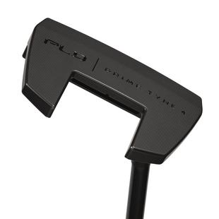 Limited Edition PLD Prime Tyne 4 Putter with PP58 Midsize Black Grip
