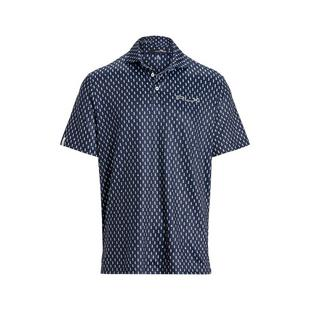 Men's Airflow Punchy Pineapple Short Sleeve Polo