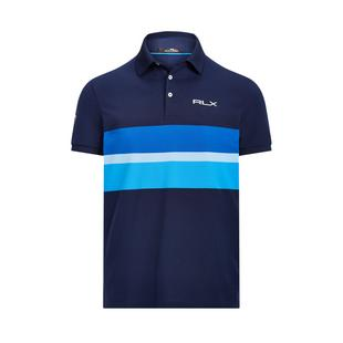 Men's Engineered Pro Fit Pique Short Sleeve Polo