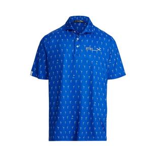 Men's Airflow Links and Drinks Short Sleeve Polo
