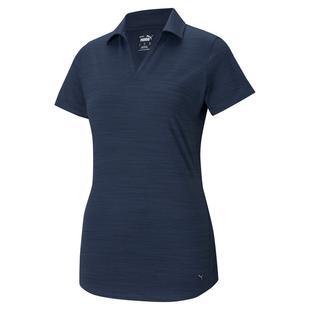 Women's Cloudpsun Free Short Sleeve Polo