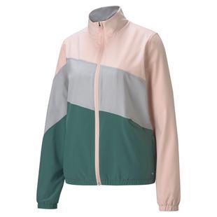 Women's Full Zip Track Jacket