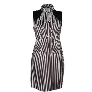 Women's Molten Print Sleeveless Dress