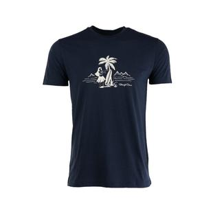T-shirt Hula Girl pour hommes