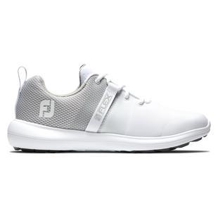 Chaussures Flex sans crampons pour femmes - Blanc
