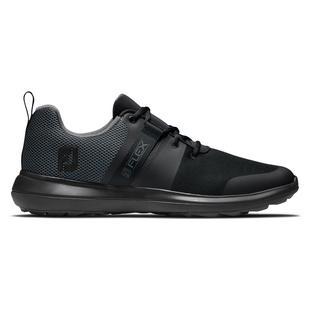 Chaussures Flex sans crampons pour hommes - Noir