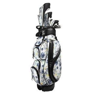 Diva 11-Piece Package Set - White Floral