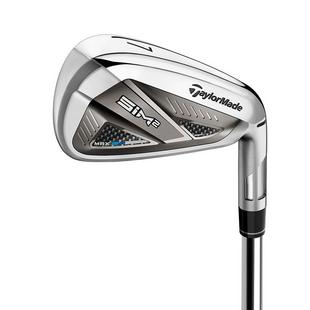 SIM2 Max 5-PW AW Iron Set with Steel Shafts