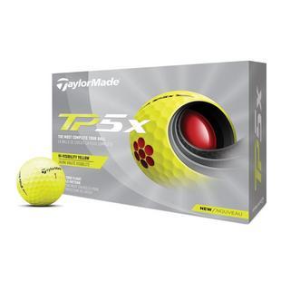 Balles TP5x - Jaune
