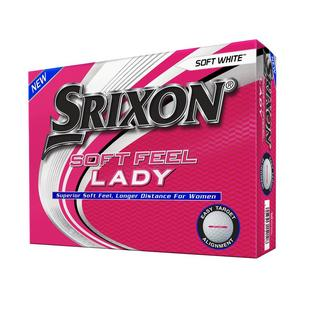 Soft Feel Lady Golf Balls