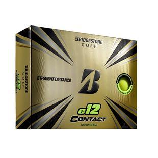 e12 Contact Golf Balls -  Matte Green